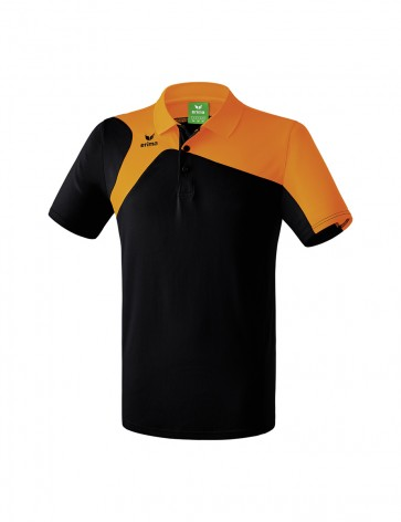 Polo Club 1900 2.0 - Homme - noir/orange
