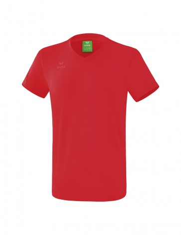 T-Shirt style - Homme - rouge