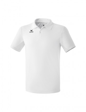 Polo fonctionnel - Homme - blanc