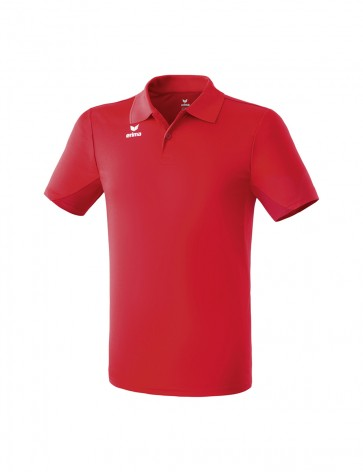Polo fonctionnel - Homme - rouge