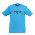 T-Shirt Essential - Cyan - Homme