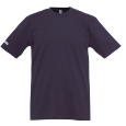 T-Shirt Teamsport - Bleu Marine - adulte