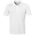 Polo manches courtes Essential - Blanc - Homme