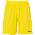 Short Basic - Jaune Citron/noir - Enfant