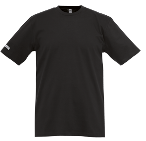 T-Shirt Teamsport - Noir - adulte