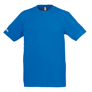 T-Shirt Teamsport - Azur - adulte