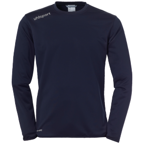 Sweat Essential - Bleu Marine/blanc - Homme