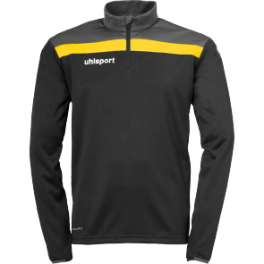 Sweat Offense 23 - Noir/anthracite/jaune Cit - Enfant