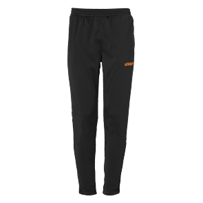 Pantalon de sport Score - Noir/orange Fluo - Enfant