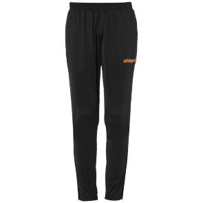 Pantalon de sport Stream 22 - Noir/orange Fluo - Enfant