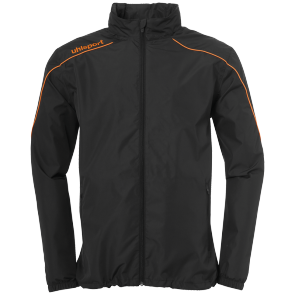 Veste Stream 22 - Noir/orange Fluo - Enfant