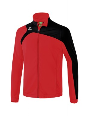 Veste en polyester Club 1900 2.0 - Adultes - rouge/noir