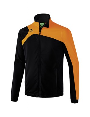Veste en polyester Club 1900 2.0 - Adultes - noir/orange