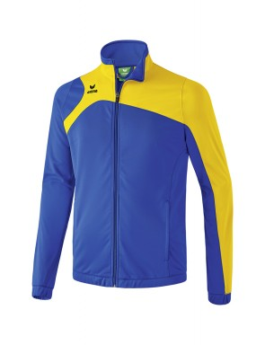 Veste en polyester Club 1900 2.0 - Adultes - new roy/jaune