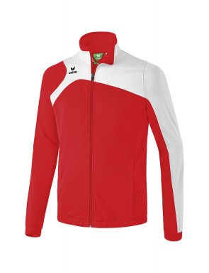 Veste en polyester Club 1900 2.0 - Adultes - rouge/blanc