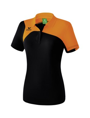 Polo Club 1900 2.0 - Femmes - noir/orange