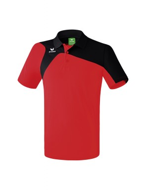 Polo Club 1900 2.0 - Adultes - rouge/noir