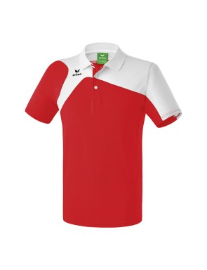 Polo Club 1900 2.0 - Adultes - rouge/blanc