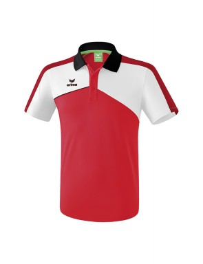 Polo Premium One 2.0 - Enfant - rouge/blanc/noir