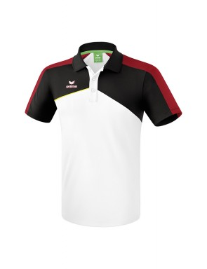 Polo Premium One 2.0 - Enfant - blanc/noir/rouge/jaune