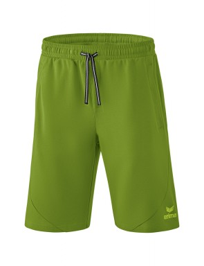 Short sweat ESSENTIAL - Enfant - vert citron/vert citron
