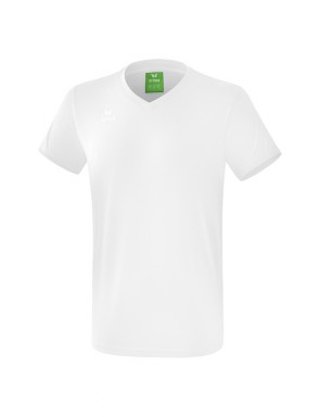 T-Shirt style - Homme - blanc