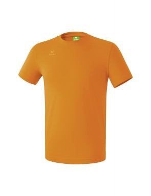 T-shirt Teamsport - Enfant - orange