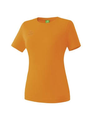 T-shirt Teamsport - Femme - orange