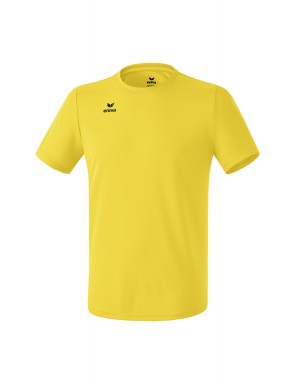 T-shirt fonctionnel Teamsport - Enfant - jaune