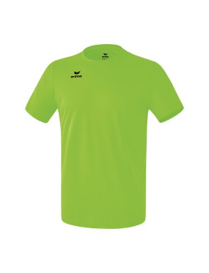 T-shirt fonctionnel Teamsport - Enfant - vert gecko