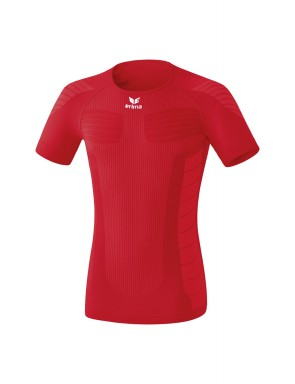 T-Shirt Compression - Homme - rouge