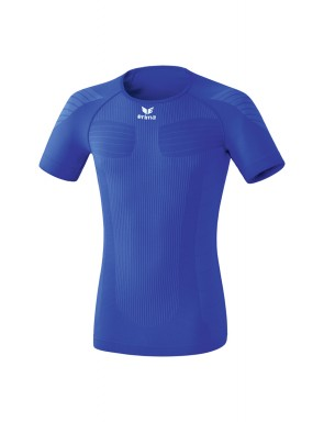 T-Shirt Compression - Homme - bleu royal