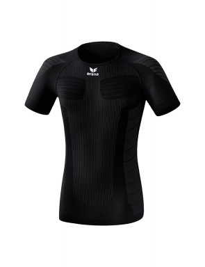 T-Shirt Compression - Homme - noir