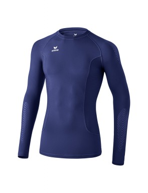Longsleeve de base - Adultes - new navy