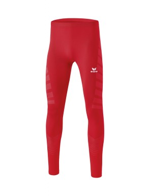 Collant long Compression - Enfant - rouge