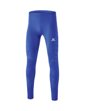 Collant long Compression - Enfant - bleu royal