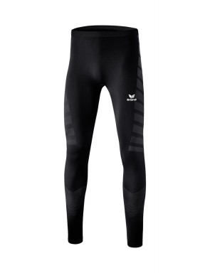 Collant long Compression - Enfant - noir