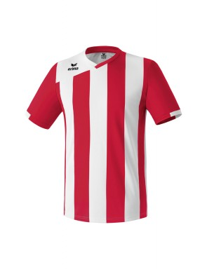 Maillot SIENA 2.0 - Homme - rouge/blanc