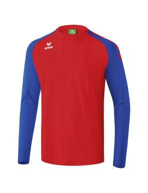 Maillot manches longues Tanaro 2.0 - Adultes - rouge/new roy
