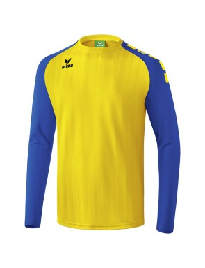 Maillot manches longues Tanaro 2.0 - Adultes - jaune/new roy