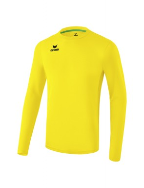 Maillot Liga manches longues - Homme - jaune