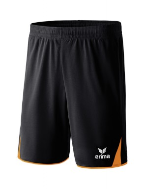 Shorts 5-C CLASSIC - Enfant - noir/orange