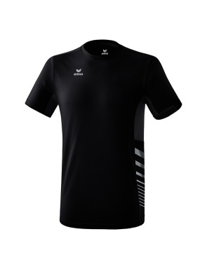 T-Shirt Running Race Line 2.0 - Enfant - noir