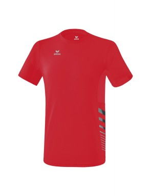 T-Shirt Running Race Line 2.0 - Enfant - rouge
