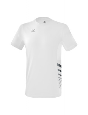 T-Shirt Running Race Line 2.0 - Enfant - blanc