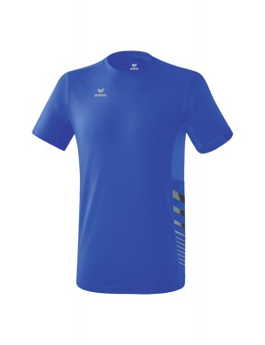 T-Shirt Running Race Line 2.0 - Enfant - bleu royal
