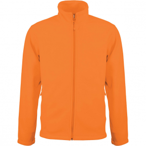 Veste polaire zippée homme Kariban K911-Orange