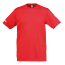 T-Shirt Team - Rouge - Homme
