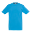 T-Shirt Team - Cyan - Homme