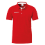 Polo manches courtes Essential - Rouge - Homme